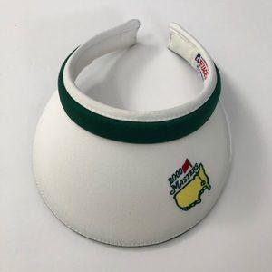Vintage Masters 2000 Golf Visor